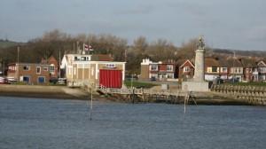 Shoreham lifeboat station by Simon Palmer