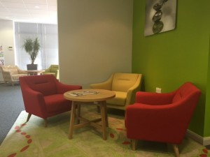 Breakout area Basepoint business centres Ipswich